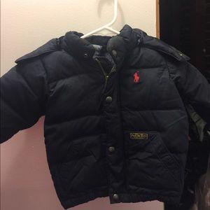 Ralph Lauren 12mth Baby Boy Winter Coat